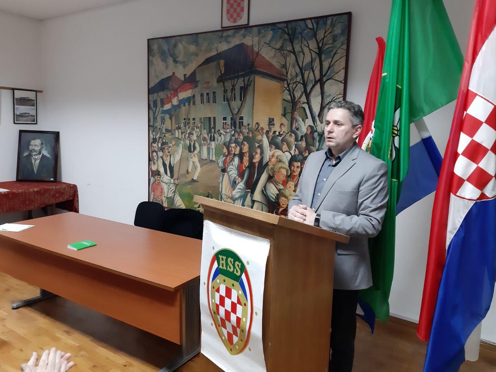 NOVA OPCIJA Starta Demokratski HSS umjesto Beljakovih 'seljaka'