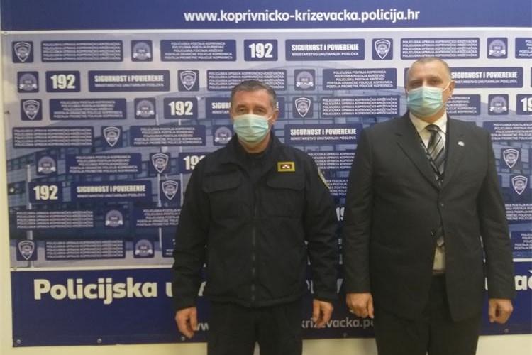 NOVO LICE Policijska uprava dobila novog načelnika