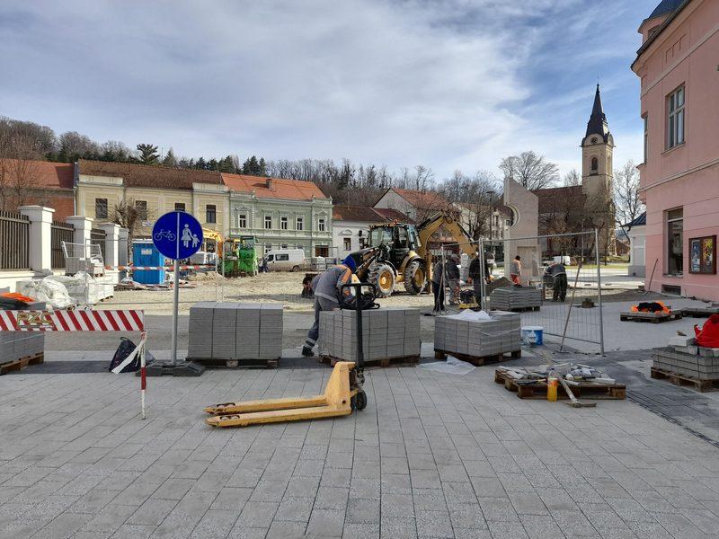SRCE PAKRACA Novi trg i šetnica bit će mjesto druženja i pijeteta