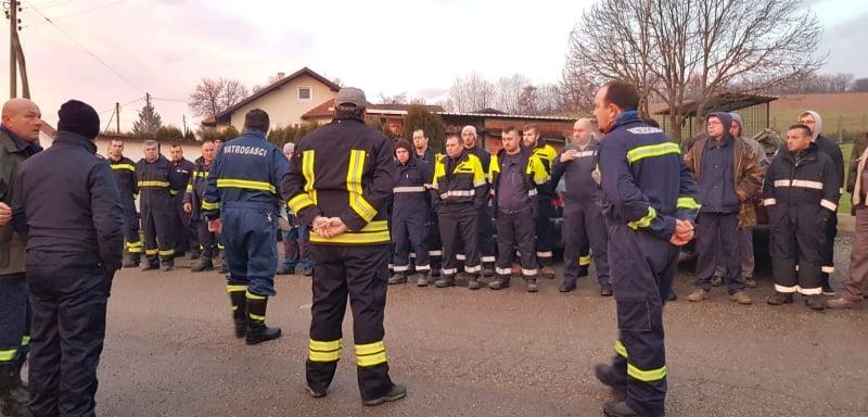 DUGOGODIŠNJA TRADICIJA Svaki četvrti Čazmanac je vatrogasac!