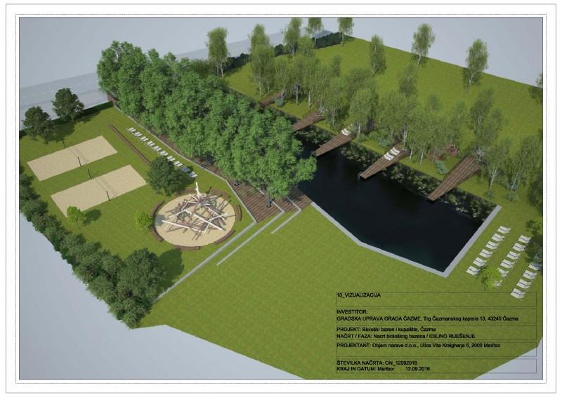 Čazma na korak od gradnje Bio Parka