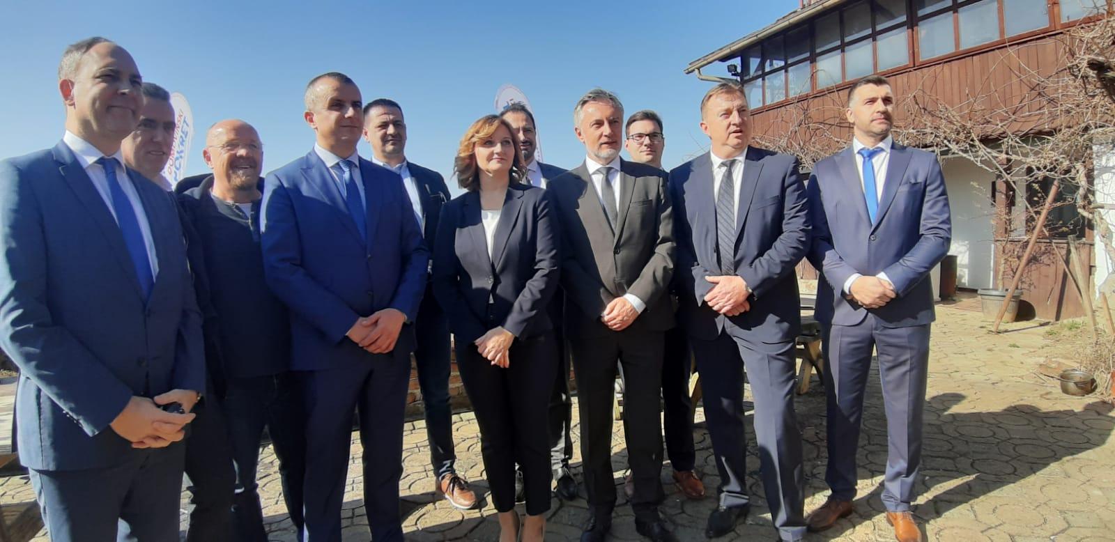 Dragašević: Zbog aktualne politike, BBŽ je na začelju sa svime, a ostali smo bez grada veličine Daruvara!