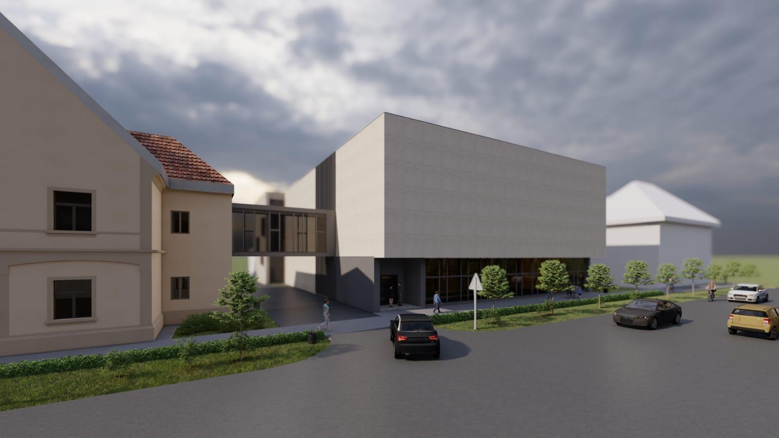 Evo kako će izgledati nova zgrada bjelovarskog Arhiva!