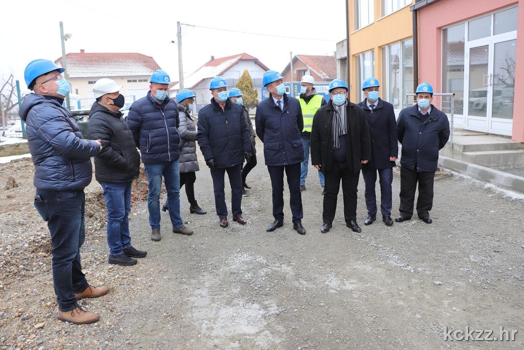 Niče nova školsko-sportska dvorana u Kalinovcu