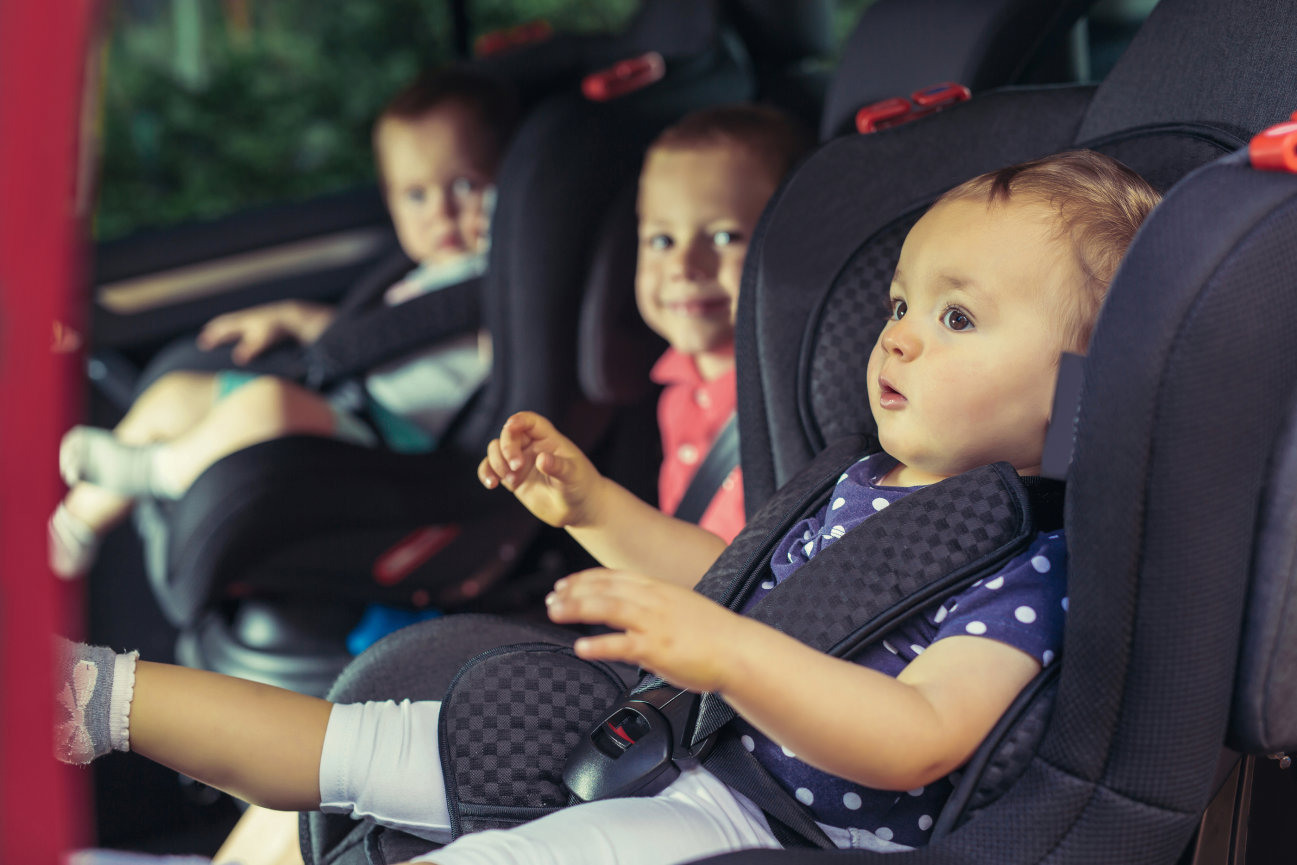 Utvrđen jedan prekršaj nepropisnog prijevoza djece