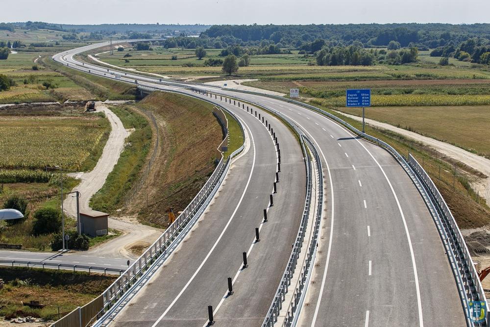 Do Virovitice čak 34 mosta, vijadukta i nadvožnjaka