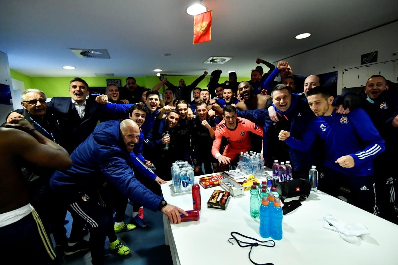 Dinamo se plasirao u osminu finala