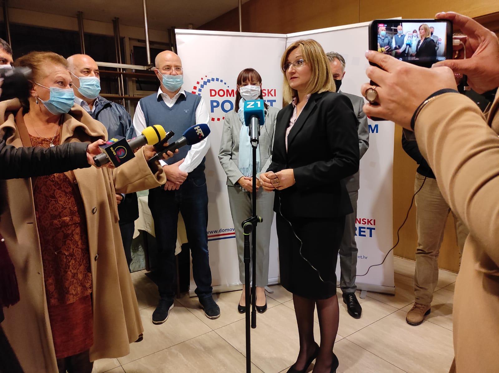Domovinski pokret otkrio ime kandidatkinje za županicu Bjelovarsko-bilogorske županije