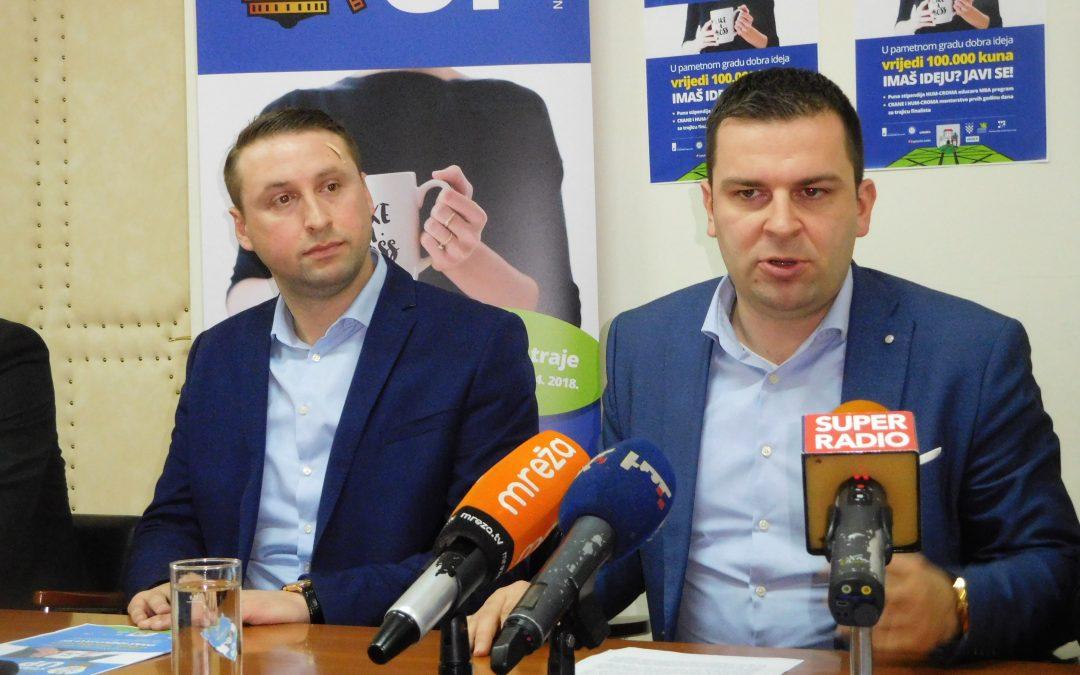 Hrebak i Brajdić idu po još jedan mandat na čelu grada