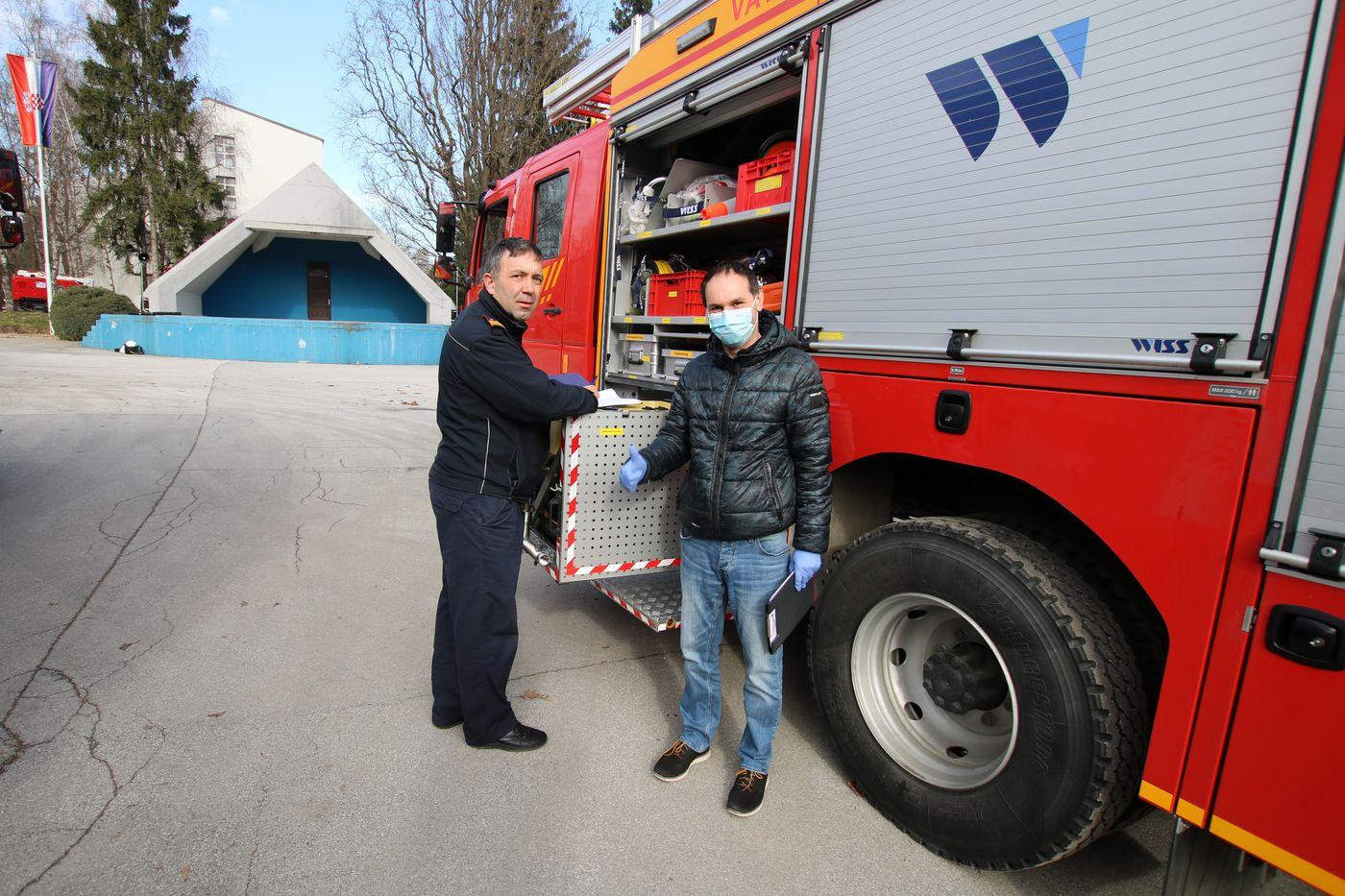 Đurđevačkim vatrogascima 'pila' od 3 milijuna