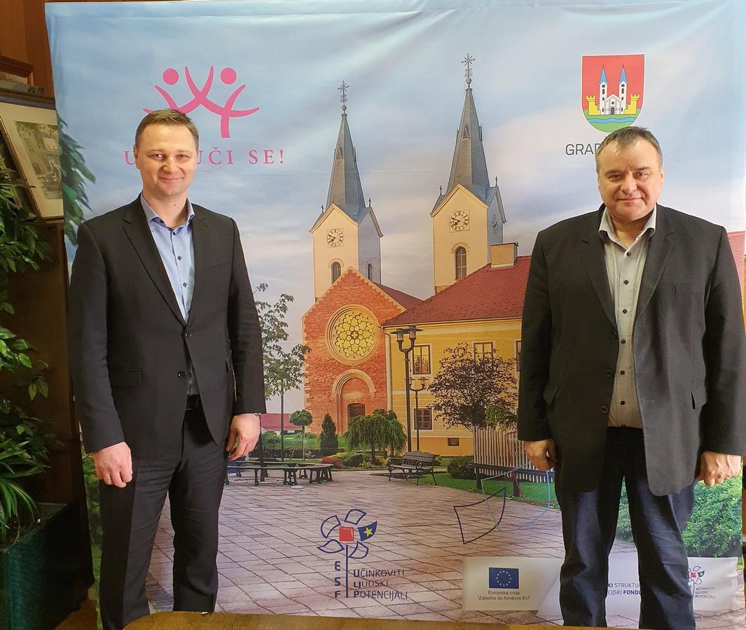Kandidaturu Marka Marušića za župana podržali svi gradonačelnici u Bjelovarsko-bilogorskoj županiji