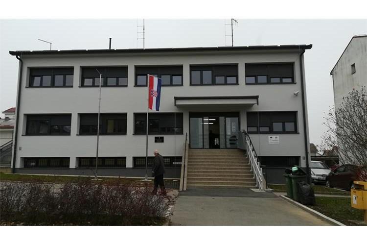 Novo lice zgrade policije u Grubišnom Polju