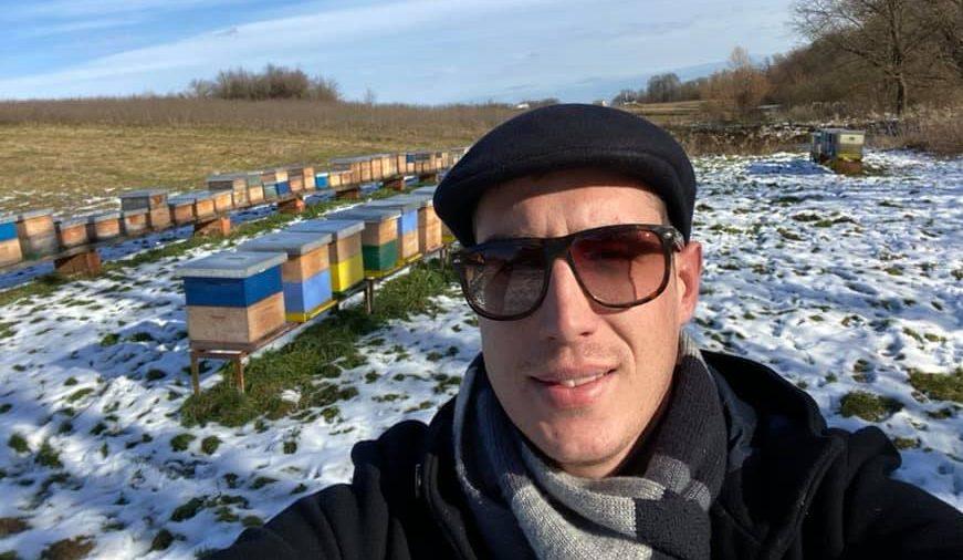 Napravio biznis od pčelinjeg otrova