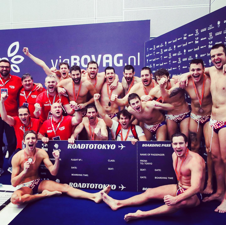 Barakude osigurale nastup na Olimpijskim igrama