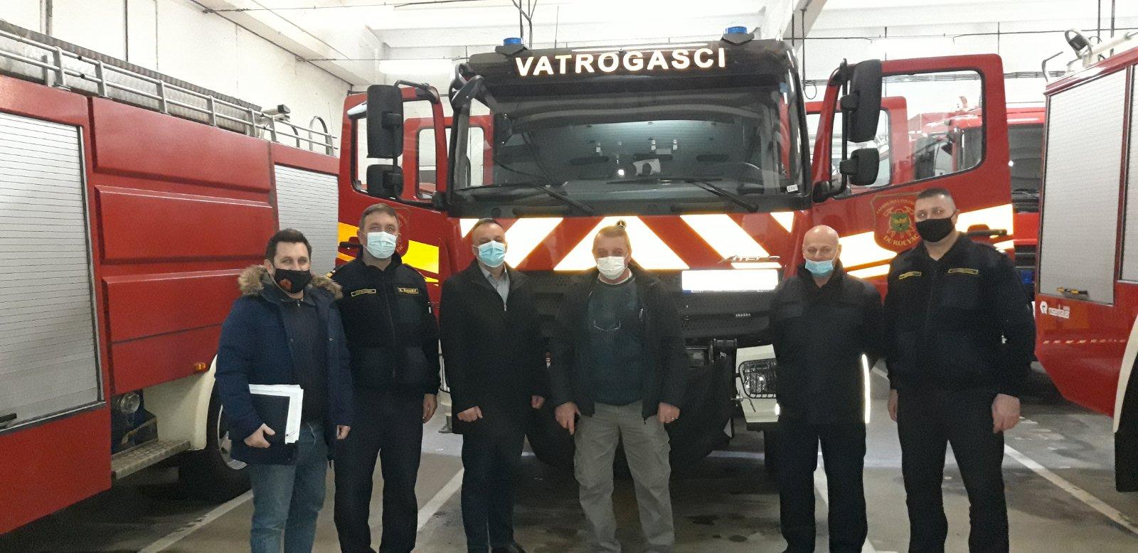Habijanu još jedan mandat na čelu županijske Vatrogasne zajednice