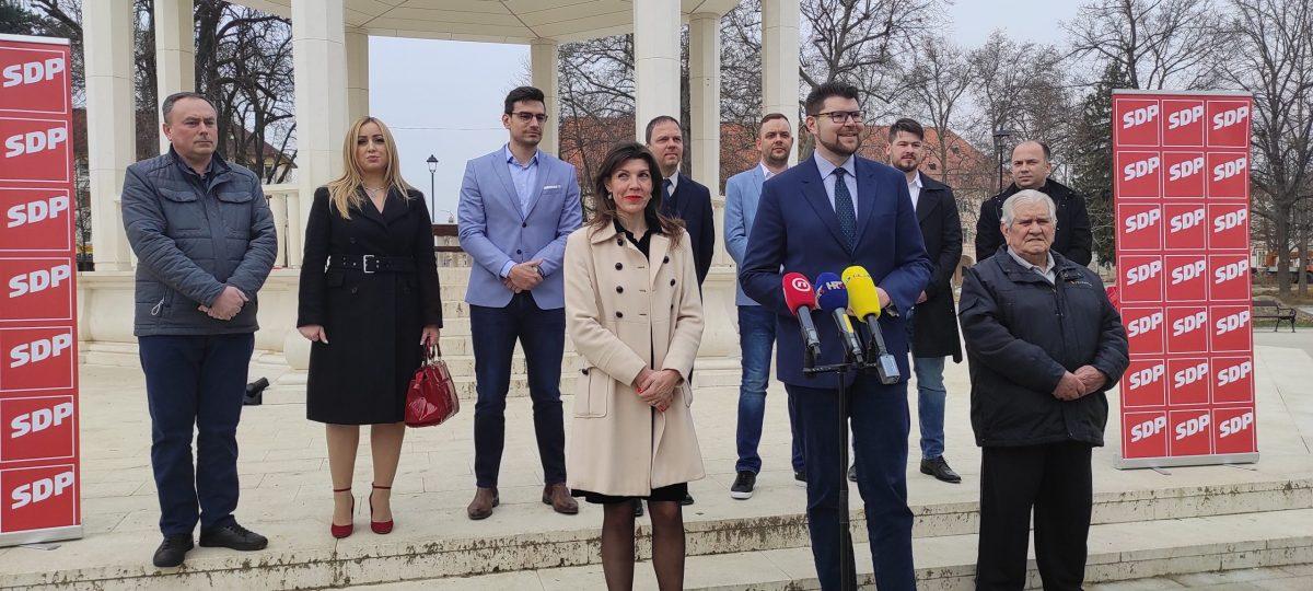 Sandra Frčo: Nisam Bajsov žetončić, sa županijom se može upravljati bolje