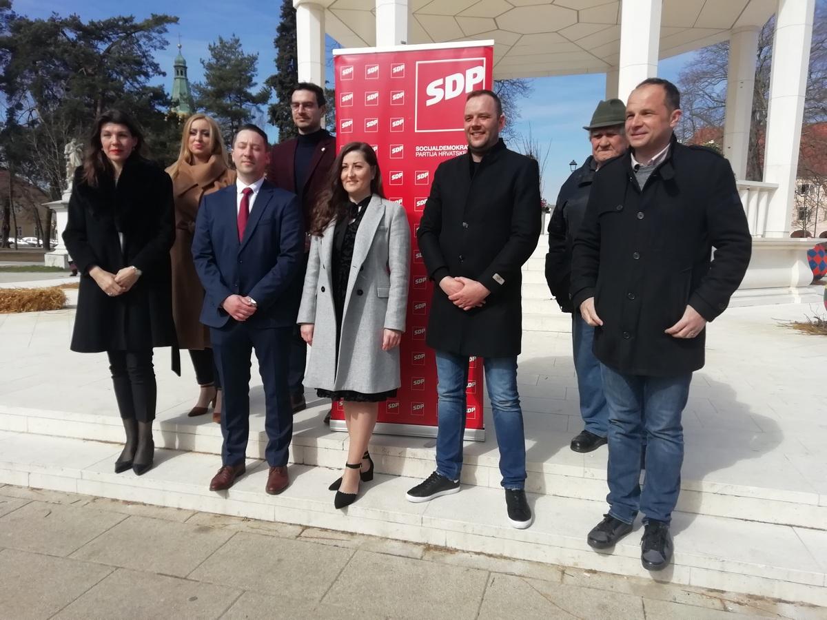 U programu SDP-ove kandidatkinje sadržaji za mlade i stare, povratak zadrugarstva