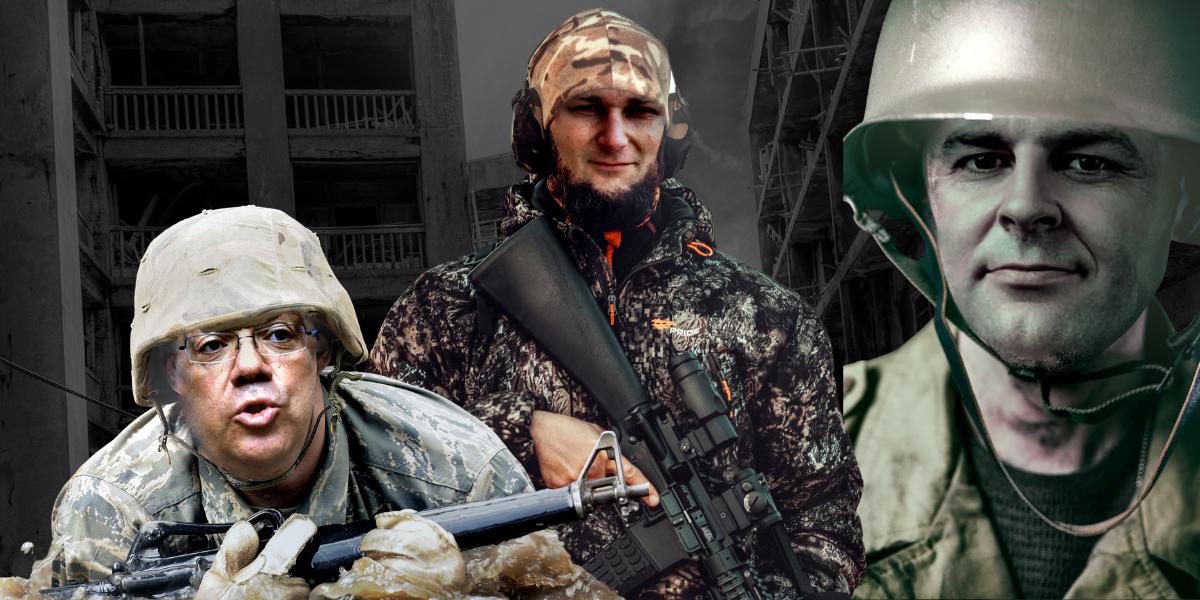 Rovovska bitka na tri fronta