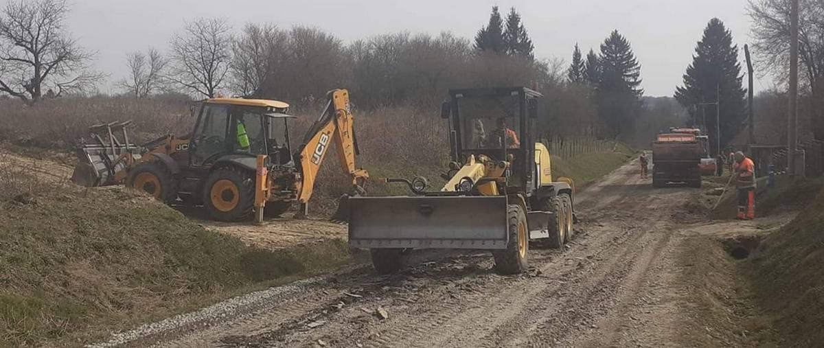 Žitelji garešničkog naselja dobivaju asfalt i vodovod