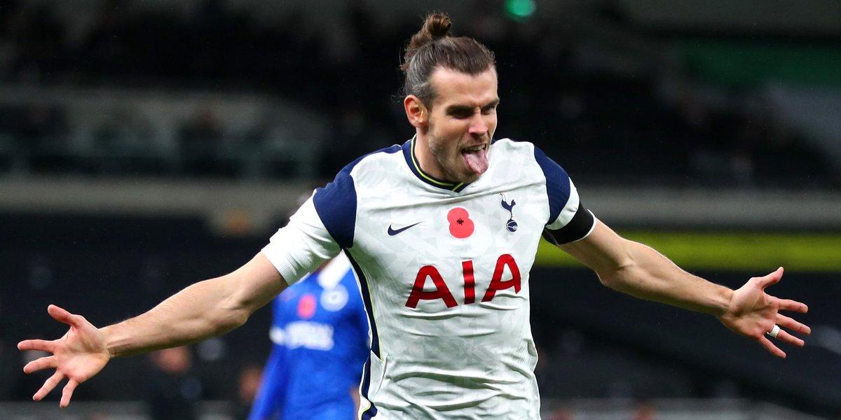 Gareth Bale se vraća u formu