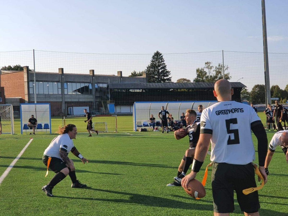 Američki nogomet na bjelovarski način