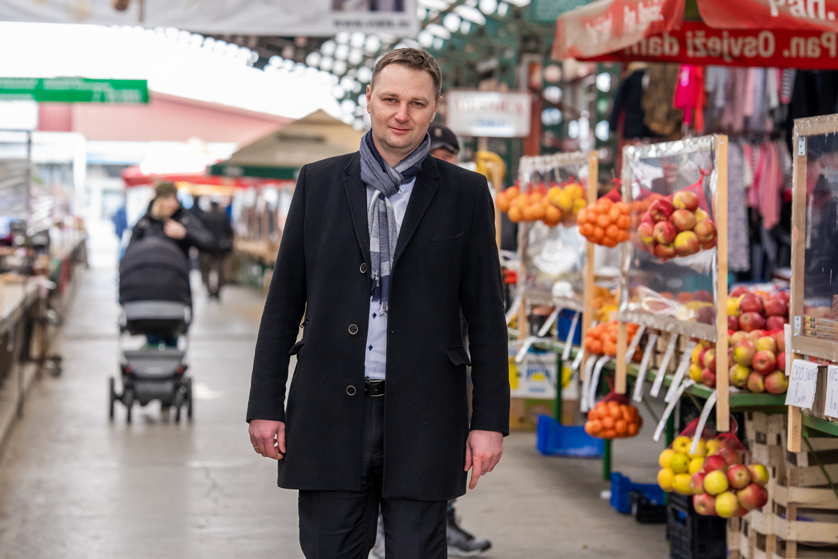 Marušić: Kad postanem župan, umirovljenici mogu jednom godišnje računati na županijski dodatak na mirovinu