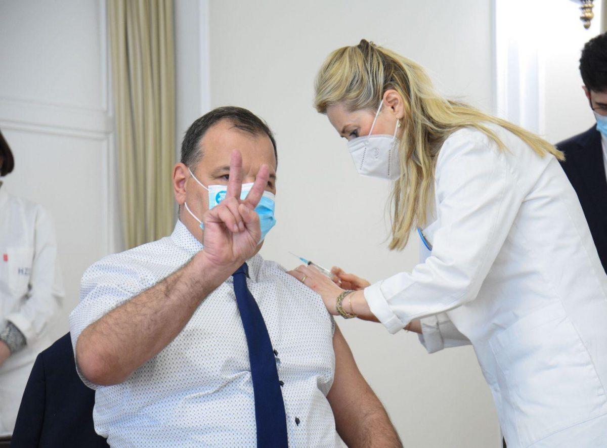 Beroš: Nije istina da je došlo do kraha cijepljenja