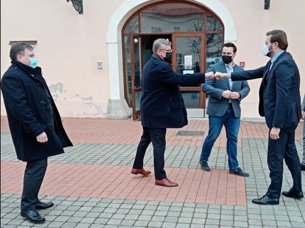 Ministrova potpora Bišćanovom programu za Bjelovar