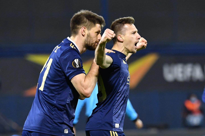 Dinamo pregazio Spurse i osigurao četvrtfinale Europske lige
