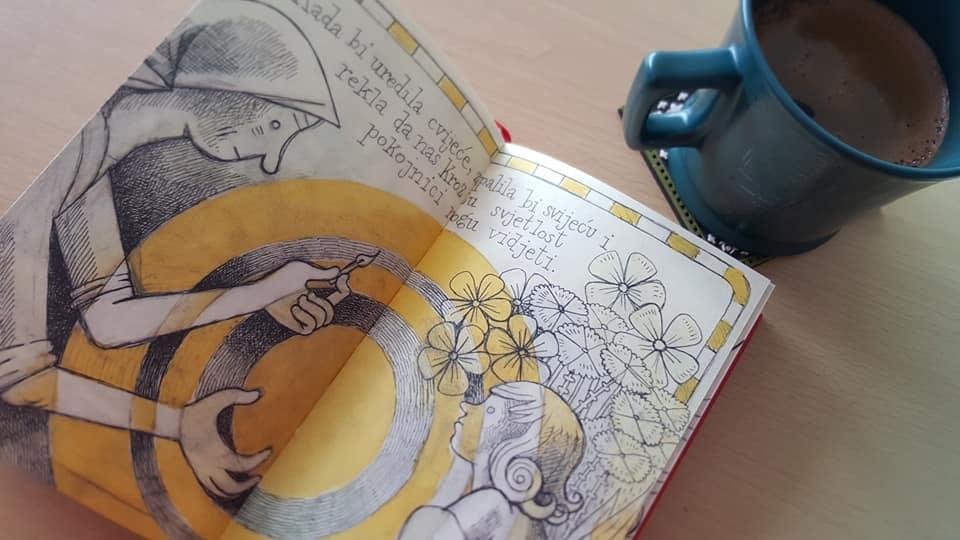 Sasvim osoban dnevnik snivanja nagrađivane ilustratorice