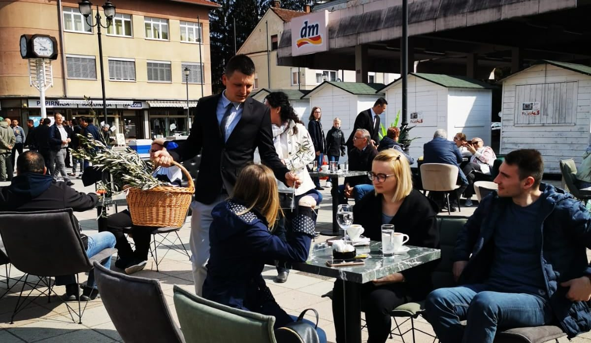 Tko je mladi Srbin, kandidat Domovinskog pokreta za dožupana BBŽ
