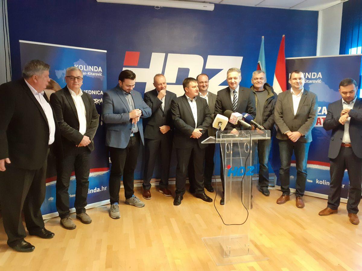 Tko će voditi gradske organizacije HDZ-a u BBŽ?