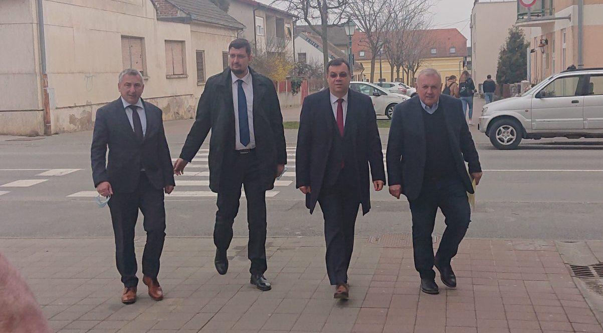 HNS ostaje vjeran koaliciji sa županom Bajsom