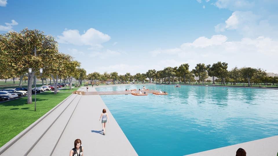 U Đulovcu će se graditi moderan športsko-rekreacijski centar s jezerom i hidrocentralom