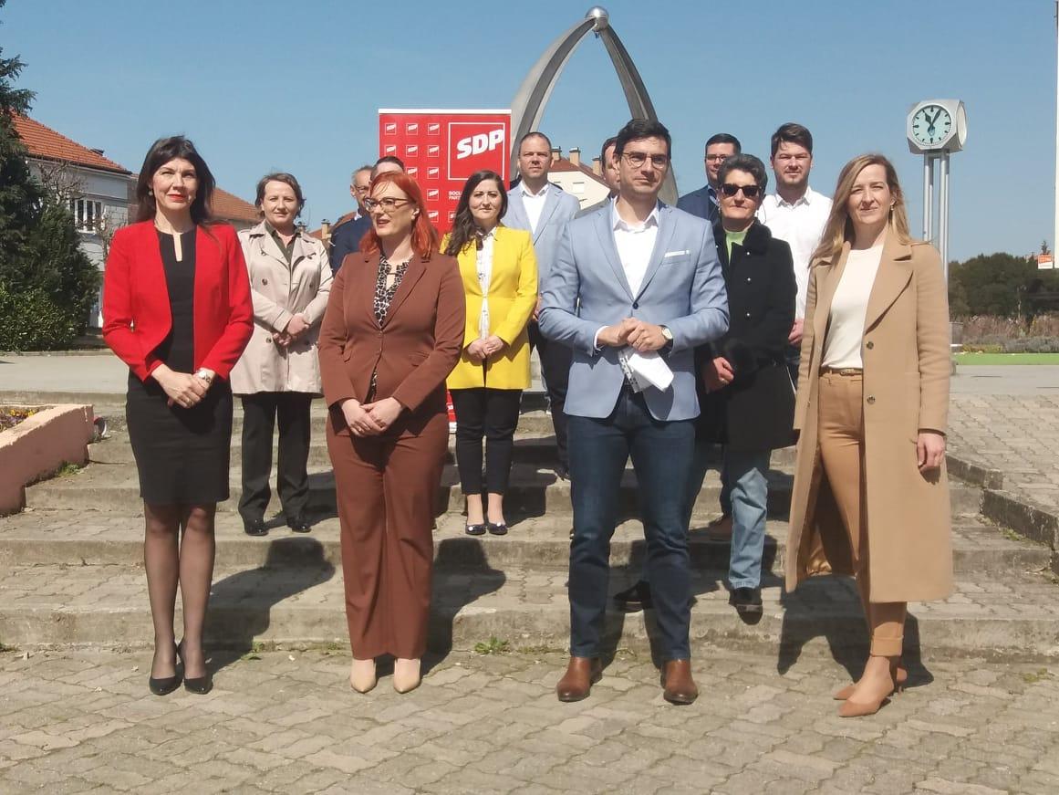 Đurđević obećao transparentnost, razvoj gospodarstva, domove za stare i bolje zdravstvo