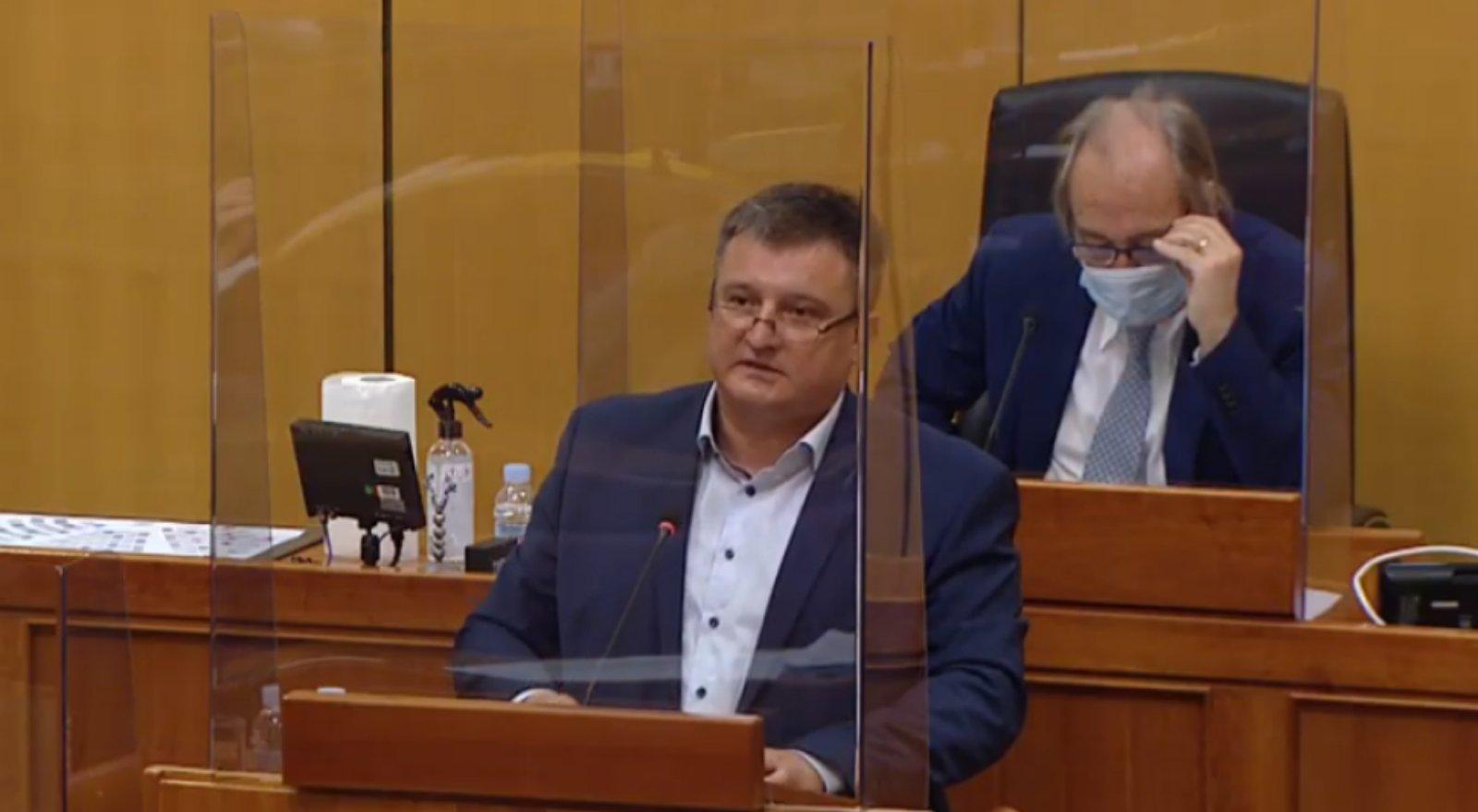 Do sada nitko osim Plenkovićeve Vlade nije dao ni lipu za izgradnju nove bolnice!