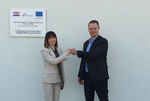 Marušić s ministricom Tramišak dogovara kako BBŽ podići s dna po korištenju EU sredstava