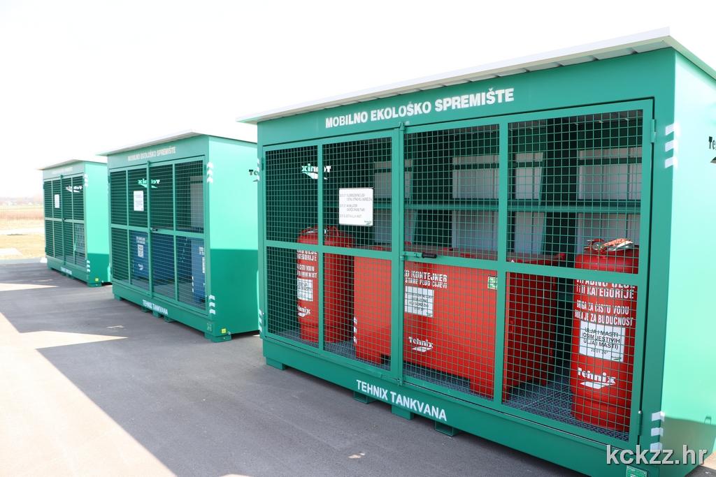 Otvoreno dva milijuna kuna vrijedno reciklažno dvorište