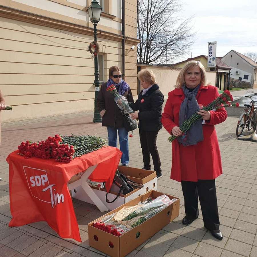 O nastupu bjelovarskog SDP-a na izborima ipak će odlučivati svrgnuta predsjednica