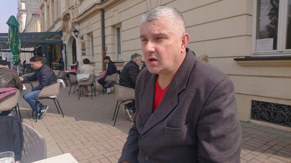 Zlomislić želi u Gradsko vijeće Bjelovara kao običan čovjek iz naroda