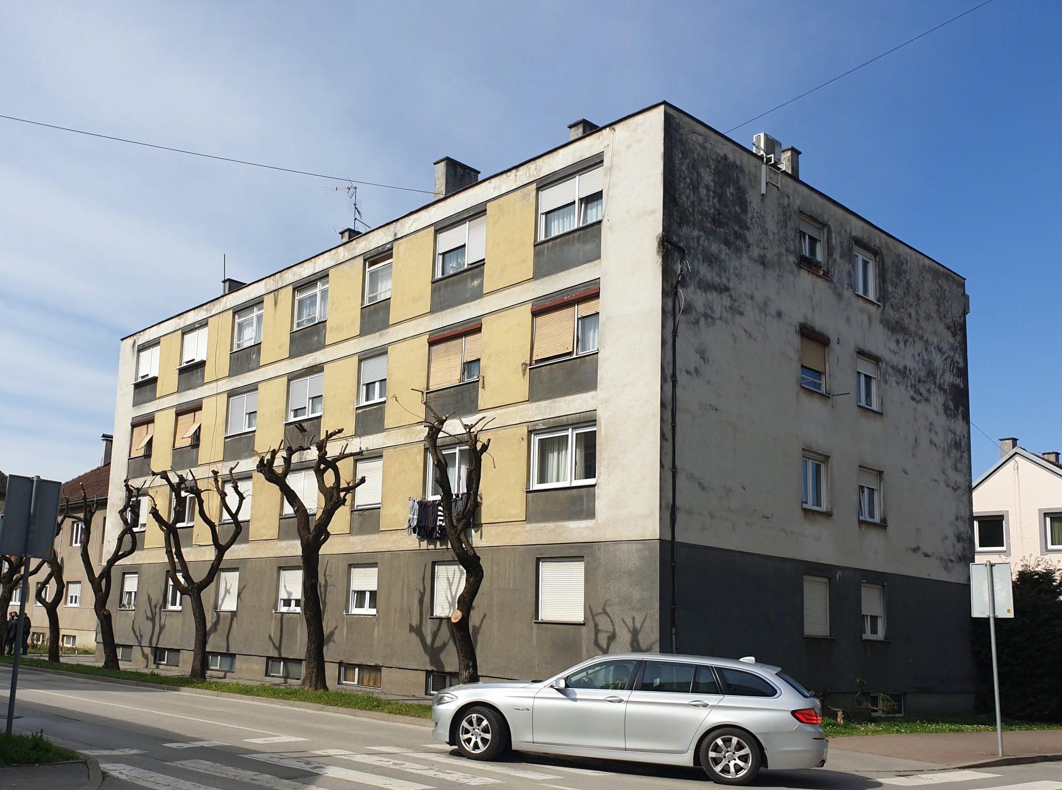 Nastavlja se sufinanciranje pročelja i krovišta u centru Bjelovara
