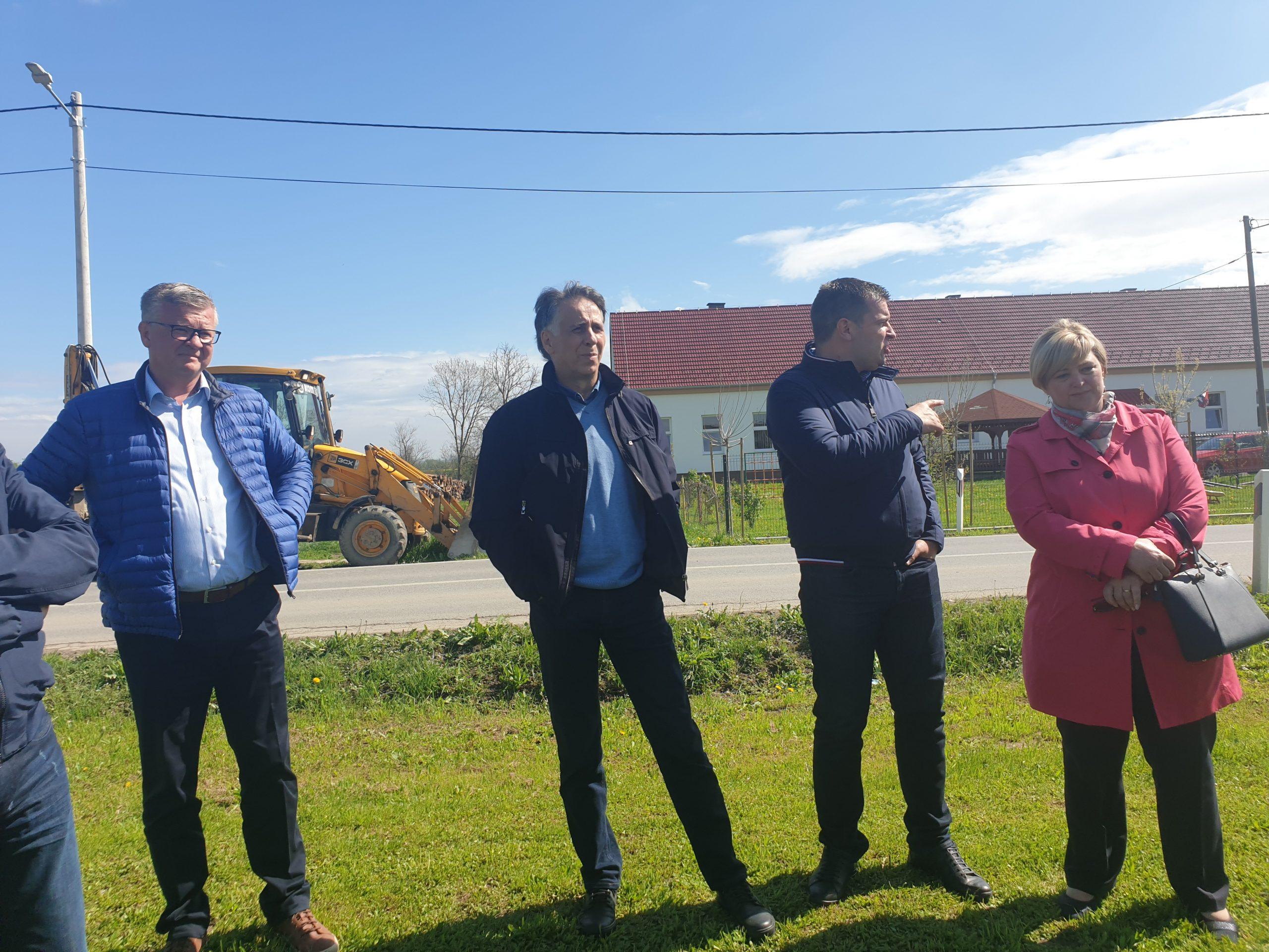 Počela izgradnja kanalizacije u Gudovcu