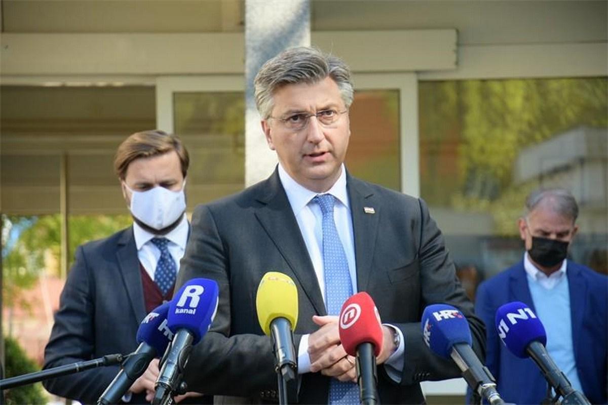 Plenković najavio da će se u Hrvatskoj proizvoditi sastojci za Pfizerovo cjepivo