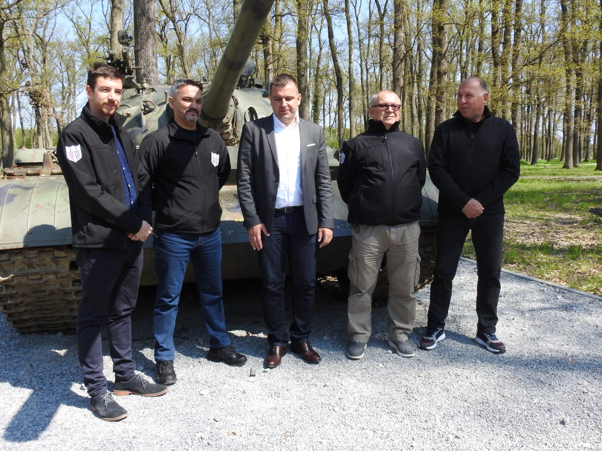 Novim projektima Barutana će dobiti muzejsku i rekreacijsku funkciju