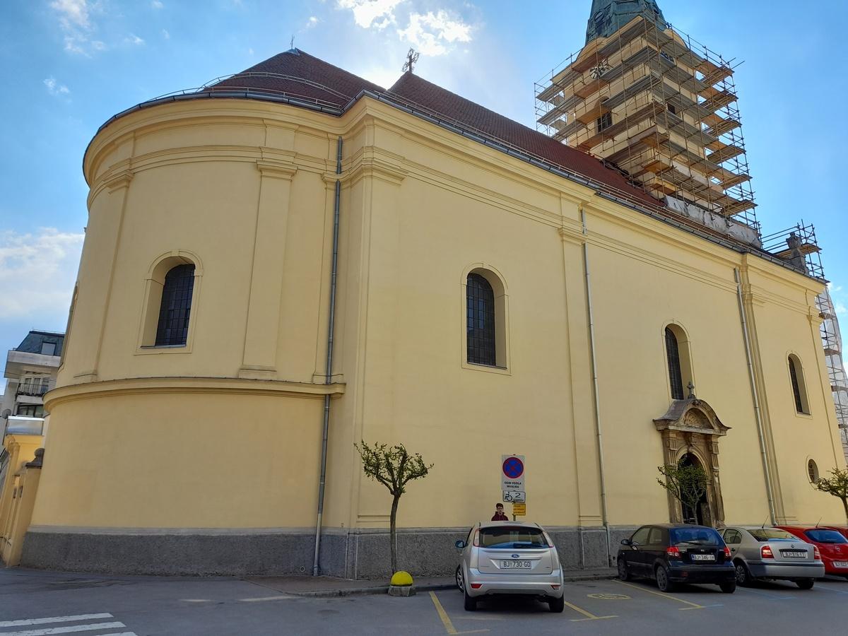 Obijesni vandali i prije su ostavljali glupe i skupe potpise na bjelovarskim znamenitostima