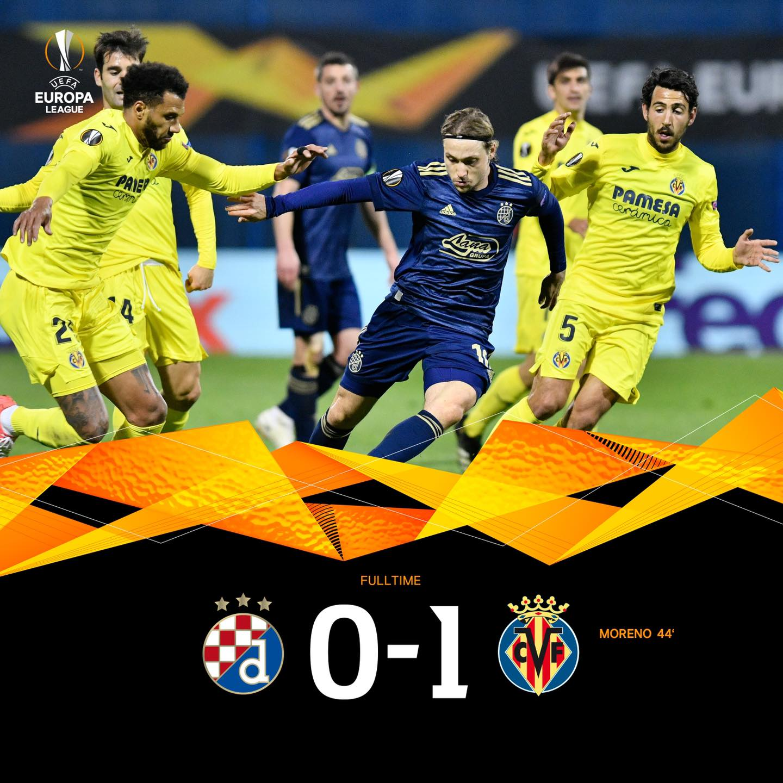 Dinamo izgubio od Villareala 0:1