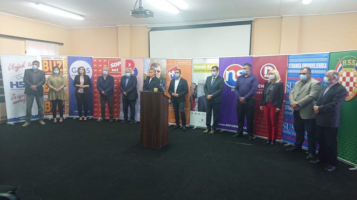 Pavlečić najavio kandidaturu za novi načelnički mandat