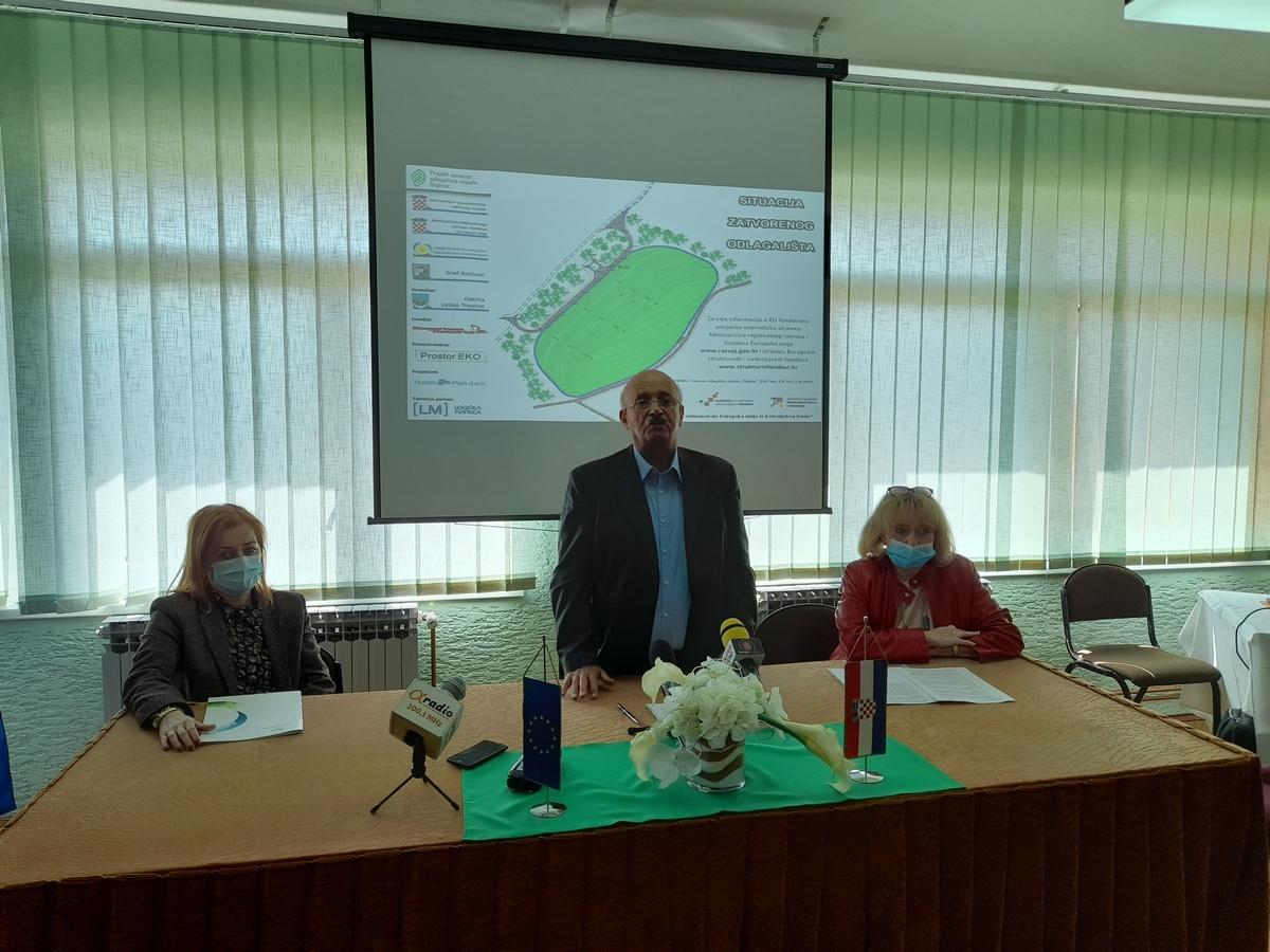 Sanacijom odlagališta u Grgincu, Općina Veliko Trojstvo regenerirala 2,2 hektara zemljišta