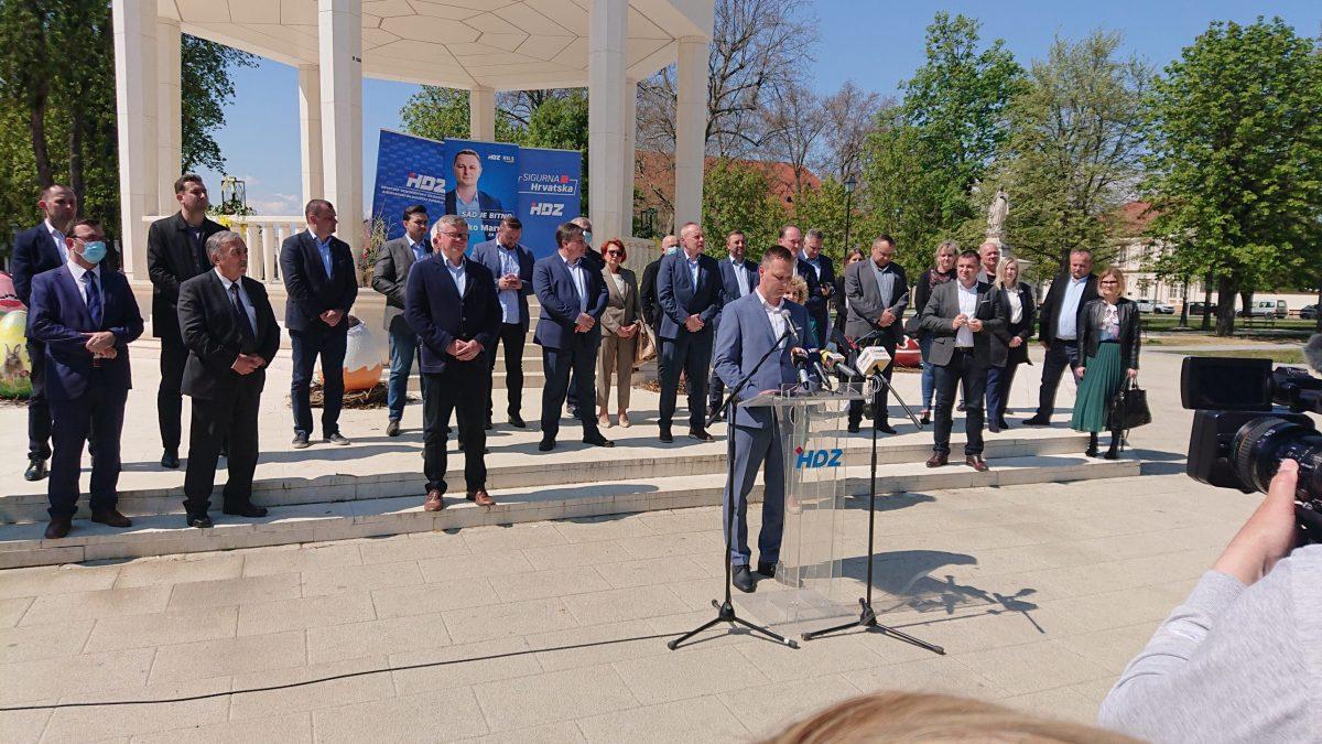 Marušić i Jungić - tim za uspješnu županiju kakvu građani i zaslužuju