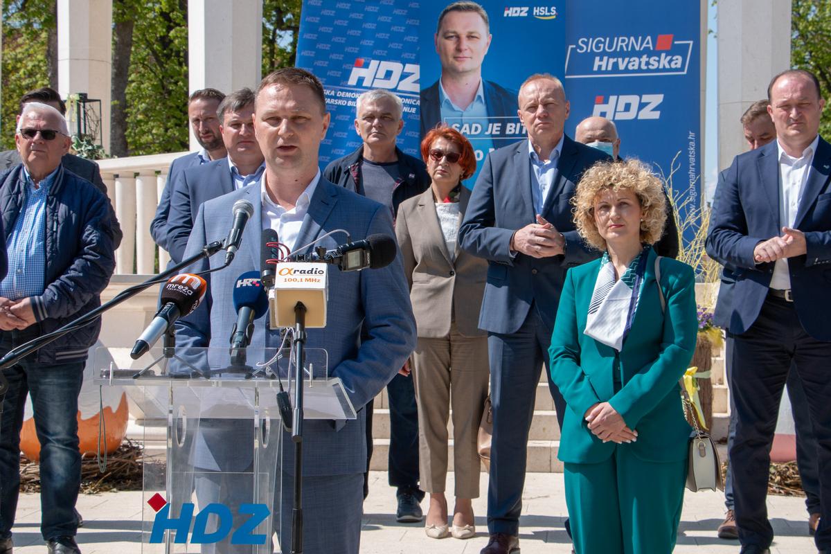 HDZ sastavio listu za Skupštinu, među poznatim imenima i jedno bez stranačke iskaznice